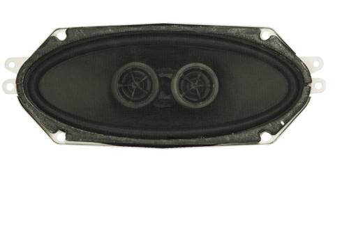 Antique Automobile 4x10 Low Profile Speaker Dual Voice Coil Speaker
