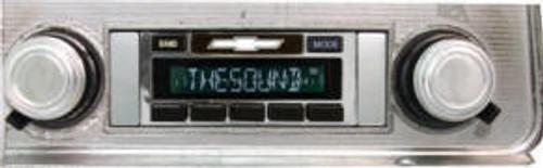 Custom AutoSound 1965 Chevelle USA-630 In Dash AM/FM