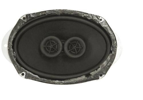 "Custom Autosound 6""x9"" Dual Voice Coil Speakers 2"