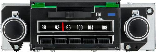 1969 Chevelle AM/FM Bluetooth® Radio with Bluetooth