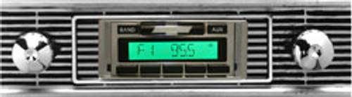 Custom AutoSound 1956 Belair USA-230 Radio AM/FM