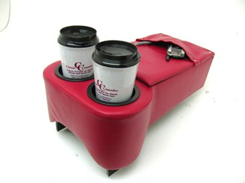 Ford Truck Console & Cup Holder, Floor Style