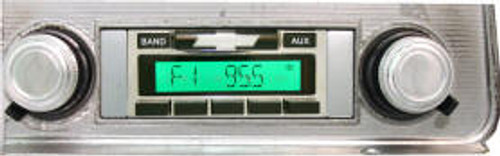 Custom AutoSound 1970-72 Monte Carlo USA-230 In Dash AM/FM