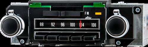 1970 Nova AM FM Stereo Radio with bluetooth