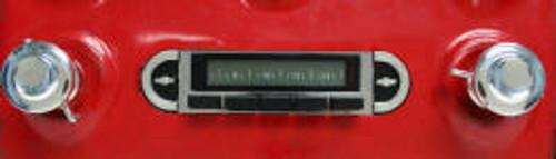 Custom AutoSound 1955-59 Chevy Truck USA-630 In Dash AM/FM