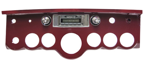 Custom AutoSound 1953-57 Corvette USA-230 In Dash AM/FM