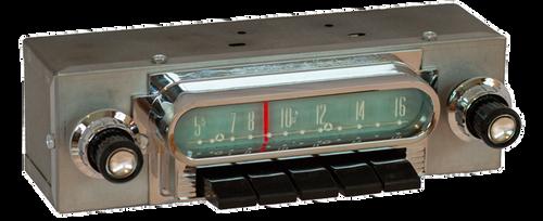 1961 Mercury Monterey AM/FM/Stereo Radio with bluetooth