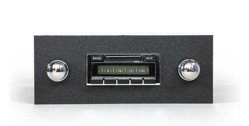 Custom AutoSound 1972-87 Continental, TC USA-630 In Dash AM/FM