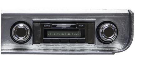 Custom AutoSound 1965 Chevelle USA-230 In Dash AM/FM