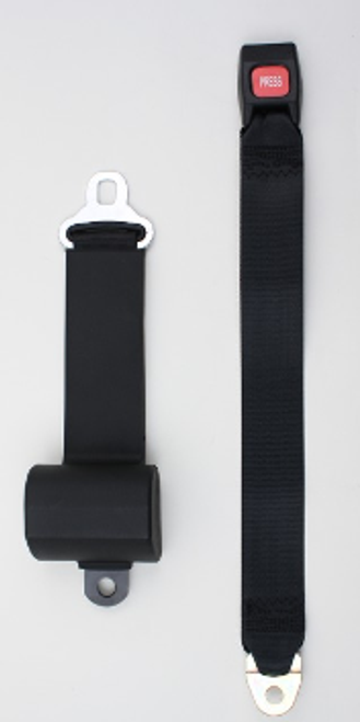 """2pt 10"""" Retractable & 18"""" Buckle (Call For Prices)"""