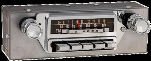 1965-66 Ford Ranchero AM/FM  Radio with bluetooth