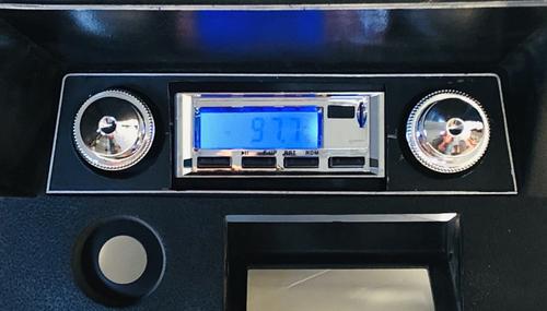 KHE-300-USB 1968-69 Cutlass with bluetooth