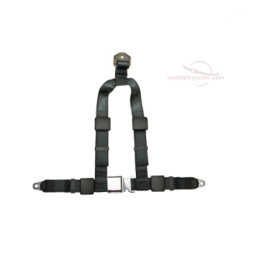 Seatbelt Planet 4pt Harness Lift Latch Style 3