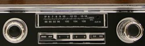 KHE-300-USB 1967-69 Mopar A Body with bluetooth
