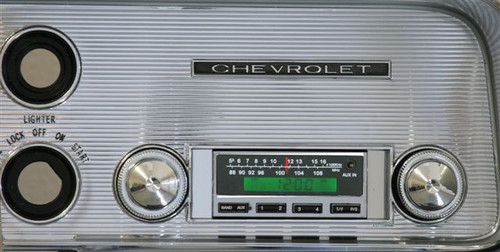 KHE 100 1964 Chevelle with bluetooth