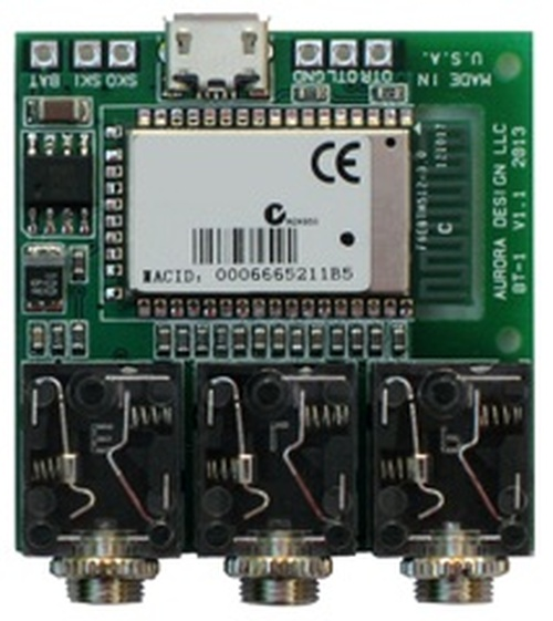 BT-2.8 Bluetooth/AAC Adapter