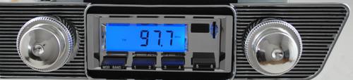 KHE-300-USB Radio for 1964-1981 Pontiac with bluetooth
