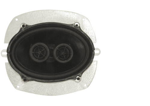 Antique Automobile 5x7 Low Profile Speaker Dual Voice Coil Speaker