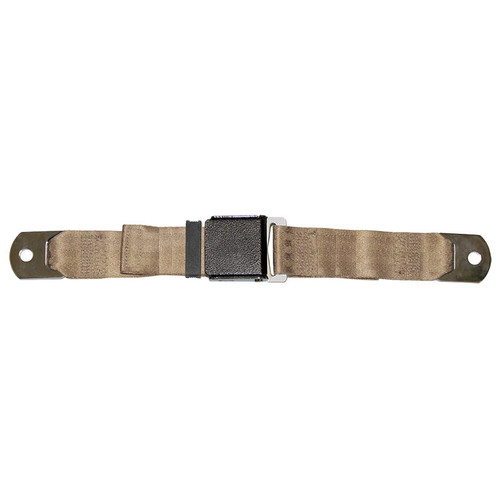 """Lap Seat Belt with Wrinkled Lift Latch 74"""""""