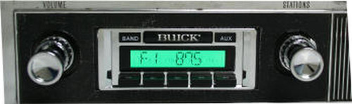 Custom AutoSound USA-230 In Dash AM/FM 9