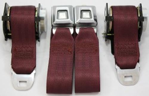 1974-81 Camaro Rear Seat Belts