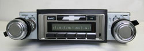 Custom AutoSound 1970-72 Impala/Caprice USA-630 In Dash AM/FM