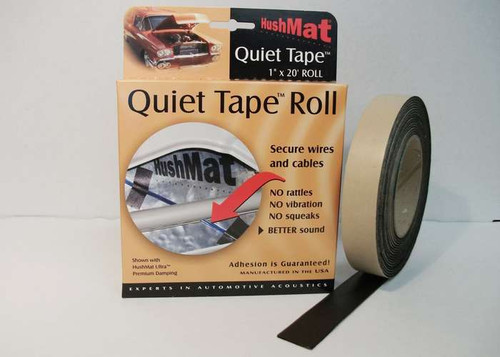 HushMat Quiet Tape Shop Roll - #30300