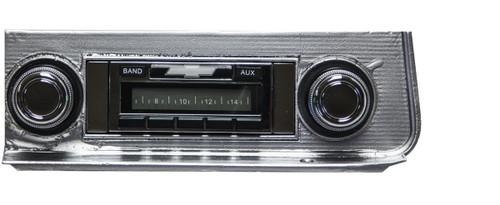 Custom AutoSound 1964 Chevelle USA-230 In Dash AM/FM