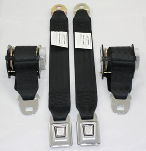 1978-92 Camaro & Firebird Rear OE Style Seat Belts
