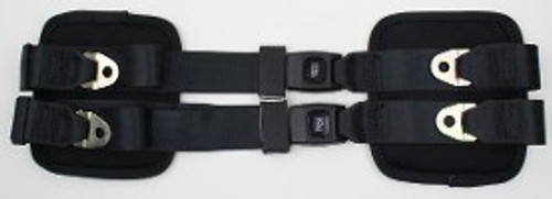 Custom Rock & Roll Tumbler Seat Belt (Call for Prices)