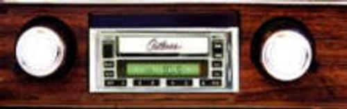 Custom AutoSound 1947-84 Cadillac USA-630 In Dash AM/FM