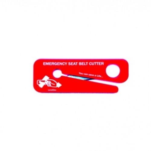 Seatbelt Planet Emergency Seat Belt Webbing Cutter 1