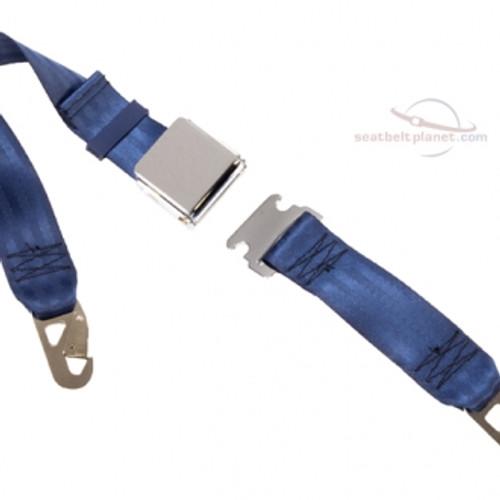 Seatbelt Planet Lift Latch Style Lap Belt w/Snap Hooks 1
