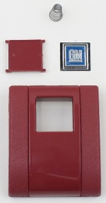 Seat Belt Components-GM Standard Buckle (Call for Prices)