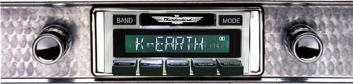 Custom AutoSound 1955-57 Thunderbird USA-630 In Dash AM/FM
