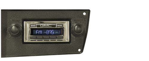 Custom AutoSound USA-630 In Dash AM/FM 93