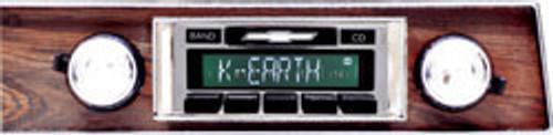 Custom AutoSound 1969 Impala/Caprice USA-630 In Dash AM/FM