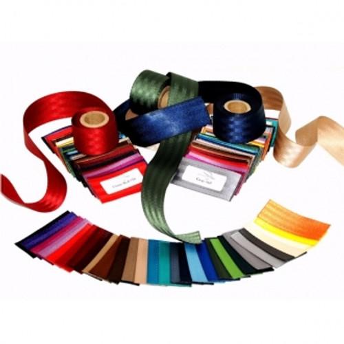 Seatbelt Planet Webbing Sample Kit (30 Colors) 1