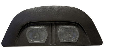 Custom AutoSound 1957-1977 Volkswagen Rear Package Tray Panel