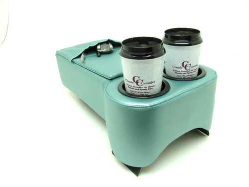 Dodge Truck Console & Cup Holder, Floor Style