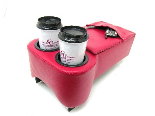 1960-68 Falcon Low-Rider Dual Drink Holder / Console
