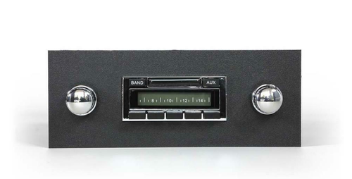 1966-68 Custom AutoSound Continental USA-630 In Dash AM/FM