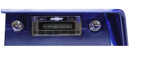 Custom AutoSound 1969 Impala/Caprice USA-230 In Dash AM/FM