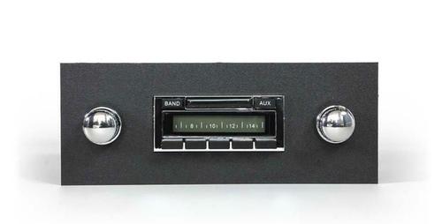 Custom AutoSound 1972-87 Continental, TC USA-230 In Dash AM/FM