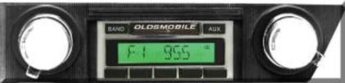 Custom AutoSound 1953-54 Oldsmobile Radio, USA-230