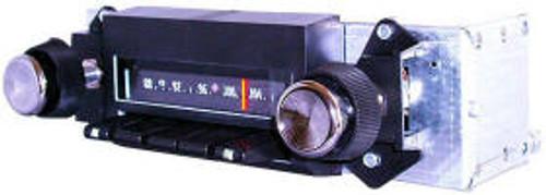 Repro 1969-70 Pontiac Firebird AM/FM/Stereo Radio with bluetooth