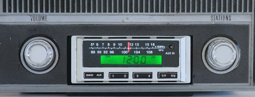 KHE-300-USB 1964-65 Buick with bluetooth