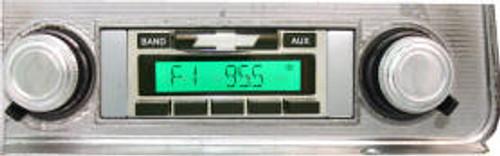 Custom AutoSound 1973-77 Monte Carlo USA-230 In Dash AM/FM