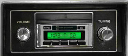 Custom AutoSound 1940 All Mercury USA-630 In Dash AM/FM