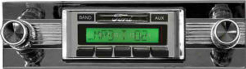 Custom AutoSound 1966-70 Falcon USA-230 In Dash AM/FM